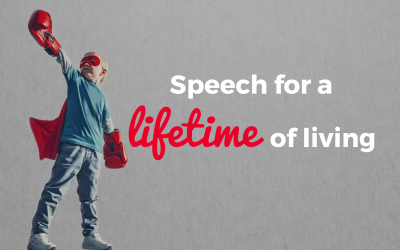 Speech for a Lifetime of Living