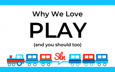 Why We Love Play (and you should too!)