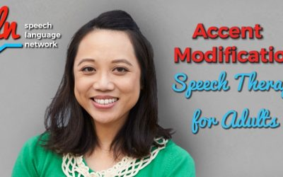 Accent Modification – Speech Therapy for Adults