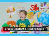 Gr. 1/2 STEM & Reading Camp