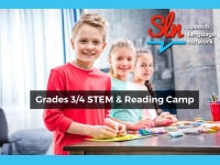 Gr. 3/4 STEM & Reading Camp