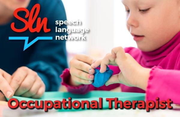 Occupational Therapist & child