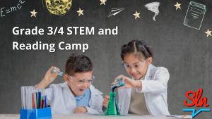 Gr. 3/4 STEM & Reading Camp